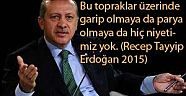 RECEP TAYYİP MİLLE